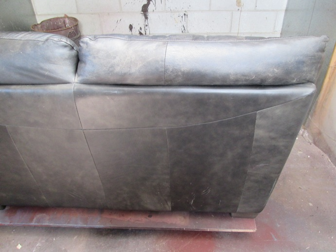 Remarkable Leather Restoration Recoloured Black Leather Couches Gamerscity Chair Design For Home Gamerscityorg